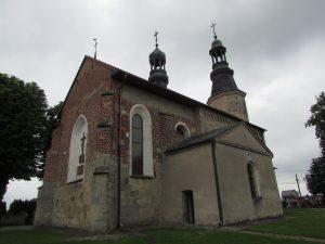 Kościół romański w Prandocinie