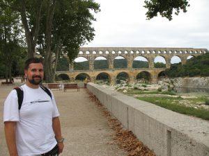Akwedukt Pont-du-Gard