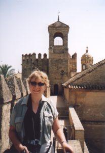 Alcazar w Cordobie