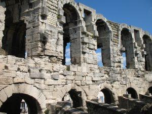 Arena rzymska w Arles