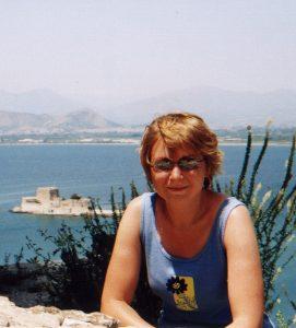 Forteca Bourtzi w Nafplionie w Grecji