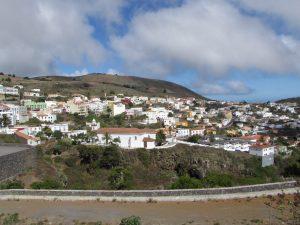 Stolica wyspy El Hierro - Valverde