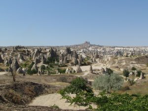Z Göreme do Rose Valley