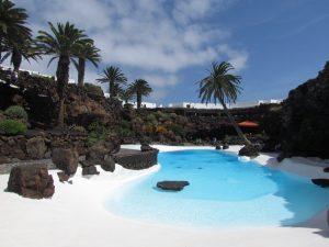 Jameos del Agua na Lanzarote