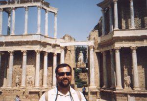 Teatr rzymski w Meridzie