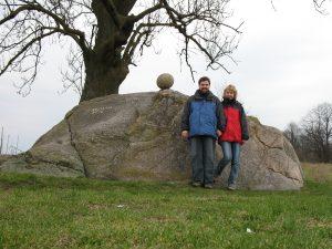Kamień Tatarski w Tatarach