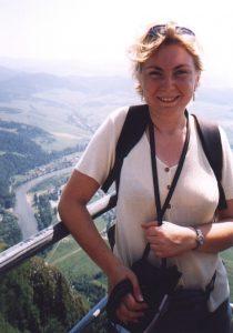 Widok na Dunajec z Trzech Koron