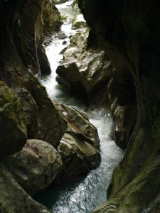 Wąwóz Gorges du Pont du Diable
