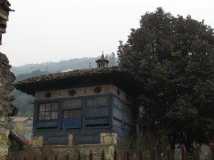 Klasztor derwiszów (Bektesi Teke) w Tetovie