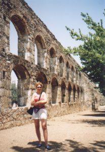 Akwedukt de San Lazaro w Meridzie
