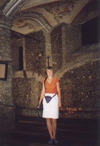 Capela dos Ossos, czyli Kaplica kości w Evorze