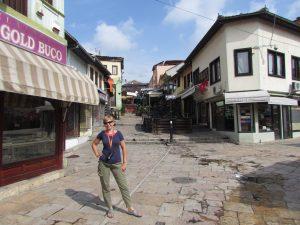Dzielnica Carsija w Skopje