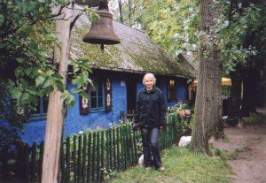 Na terenie Muzeum Etnograficznego w Łowiczu
