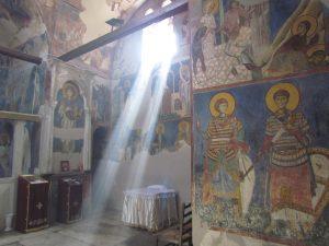 Klasztor Świętego Pantelejmona w Gornji Nerezi