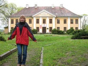 Pałac Krasickiego w Smolajnach