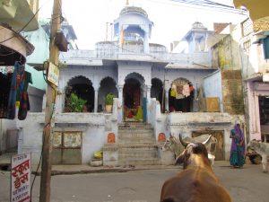 Świątynia w Bundi