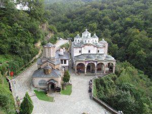 Klasztor Joakim Osogovski