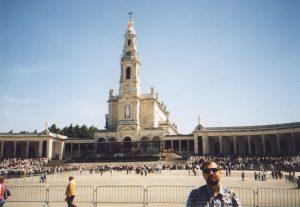 Bazylika w Fatimie