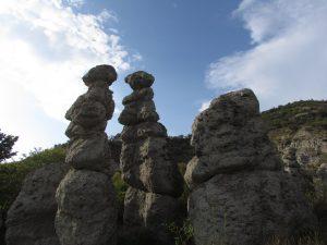 Kameni Kukli czyli Kamienne Lalki koło Kratova