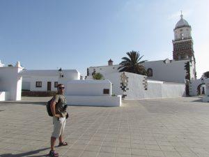 Miasto Teguise na Lanzarote