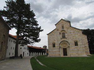 Klasztor Vysoki Decani