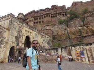 Fort w Jodhpur