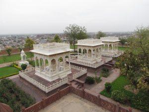 Grobowce maharadżów