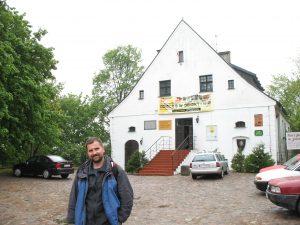 Zamek w Skarszewach