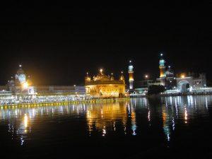 Złota Świątynia w Amritsar