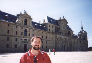 Klasztor-pałac - Eskurial