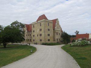 Zamek w Goli Dzierżoniowskiej