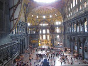 Hagia Sophia - Kościół Mądrości Bożej