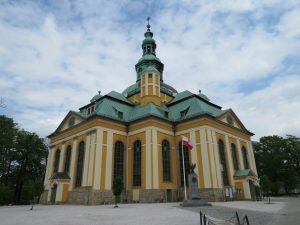 Kościół Podwyższenia Krzyża Świętego, dawniej ewangelicki Kościół Łaski