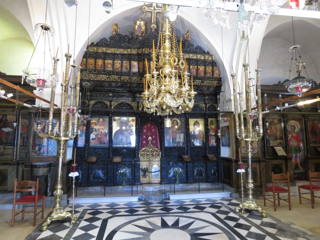 Kościół Św. Jerzego w Pyrgos