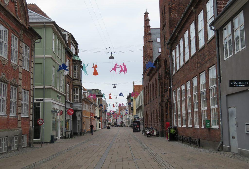 Ulica w Helsingør