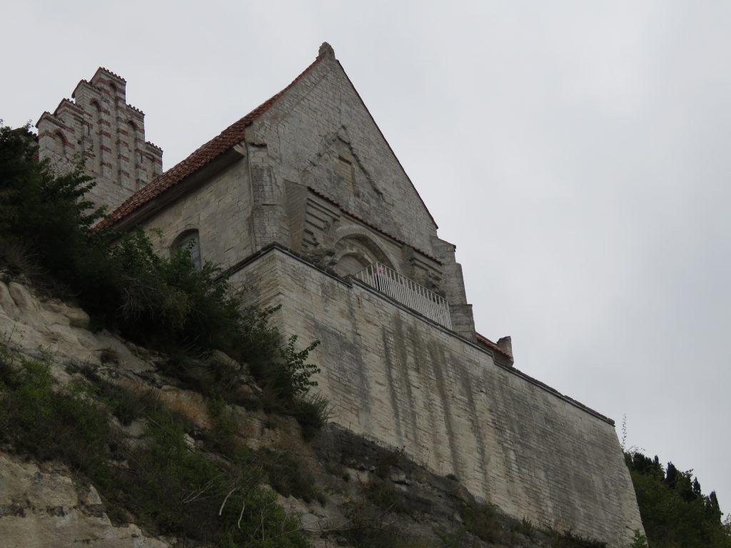 Kościół nad urwiskiem Stevens Klint