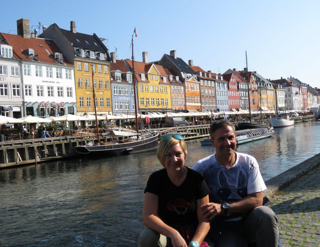 Nytorv, czyli Nowy Port w Kopenhadze
