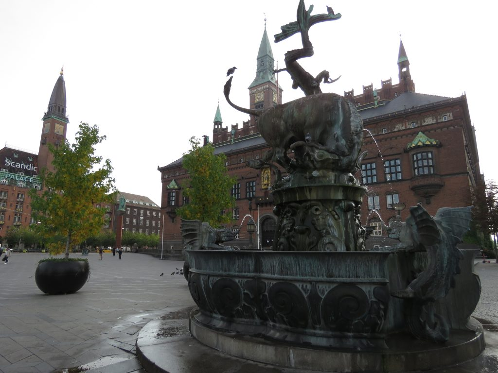 Ratusz w Kopenhadze