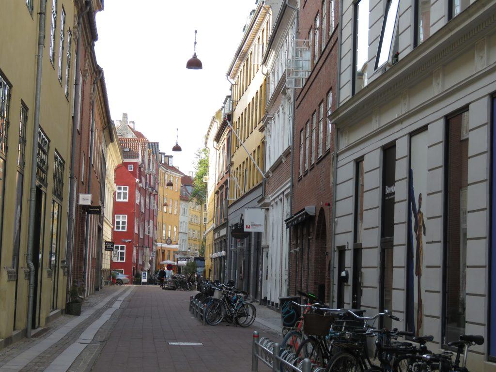 Ulice Kopenhagi
