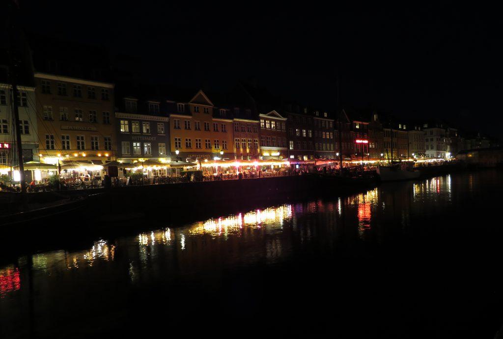 Nyhavn, czyli Nowy Port w Kopenhadze