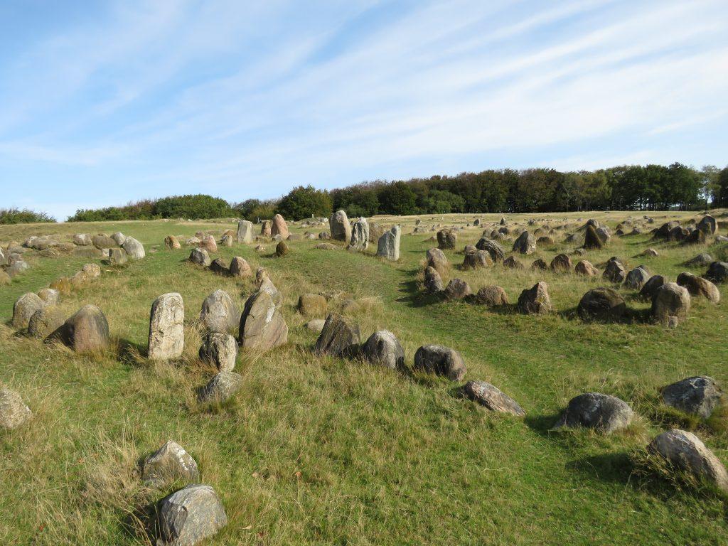 Cmentarzysko Lindholm Høje