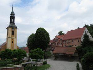 Miejscowość Srebrna Góra