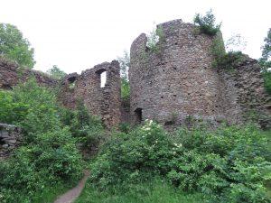 Zamek Cisy w Cieszkowie
