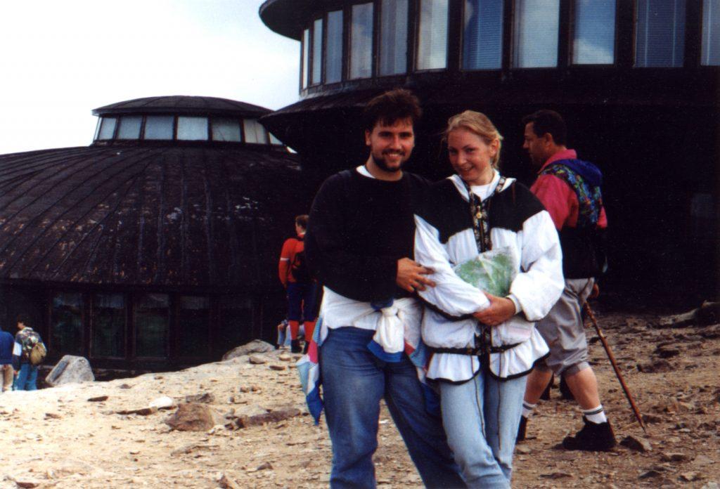 Śnieżka - 01-08-1996