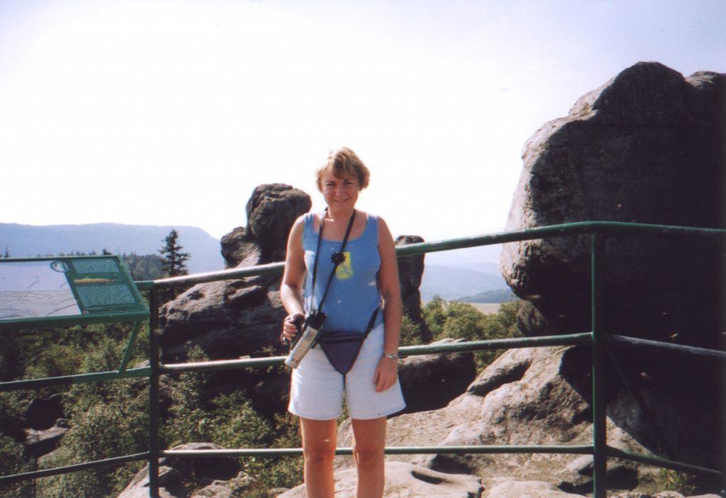 Szczeliniec Wielki - 29-08-2005