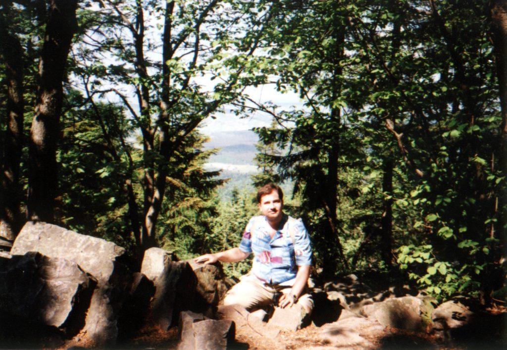 Łysica - 08-05-2002