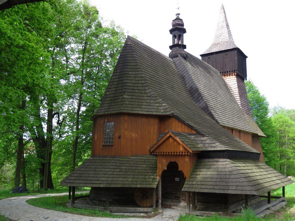 Kościół drewniany w Osieku