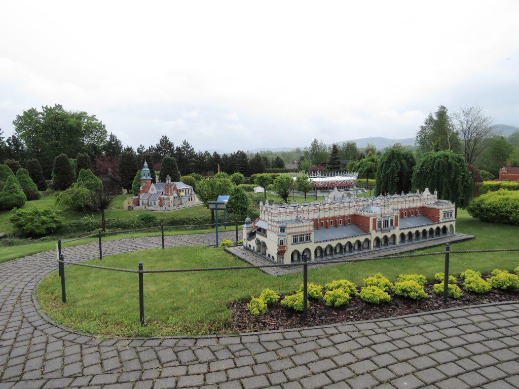 Park Miniatr Inwałd