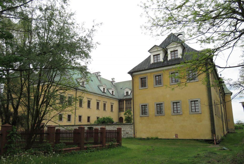 Zamek w Spytkowicach