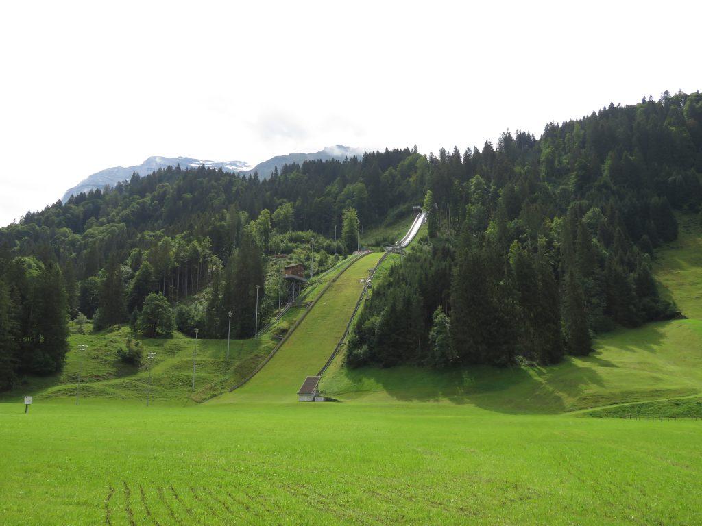 Großtitlisschanze - skocznia narciarska w Engelbergu